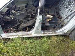 Порог пластиковый. Audi A6, C5. Под заказ