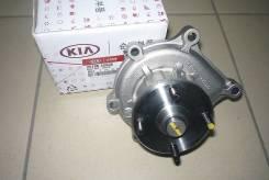Радиатор охлаждения двигателя. Kia Bongo