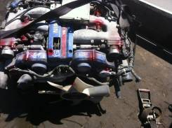 Двигатель. Nissan: Fairlady Z, Leopard, 300ZX, Gloria, Cedric, Cedric / Gloria Infiniti J30 VG30DETT, VG30DTT