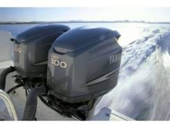 Yamaha. 300,00л.с., 4х тактный, бензин