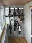 Крепления для велосипеда.