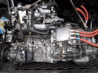 Двигатель в сборе. Toyota Prius, NHW10 Двигатель 1NZFXE