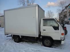Tota. Продаётся грузовик-фургон Toyta DYNA, 2 800 куб. см., 2 000 кг.