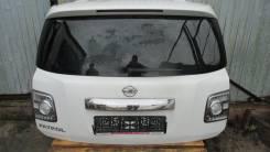 Дверь багажника. Nissan Patrol, Y62 Двигатель VK56VD