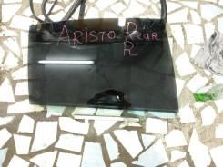 Стекло боковое. Toyota Aristo