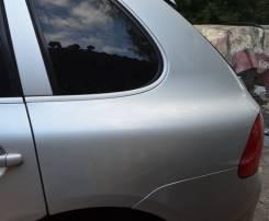 Крыло. Porsche Cayenne