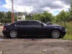 BMW 7-Series. E66, N62B44A