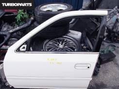 Дверь боковая. Toyota Cresta, GX105, JZX105, JZX100, JZX101, GX100, LX100 Двигатели: 1GFE, 1JZGE, 1JZGTE, 2JZGE, 2LTE