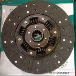 Диск сцепления. Mitsubishi Fuso Двигатели: 6D14, 6D15, 6D16