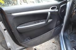 Обшивка двери. Porsche Cayenne