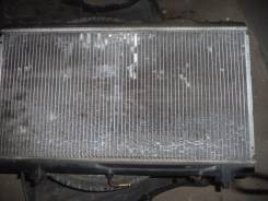 Радиатор охлаждения двигателя. Toyota Corsa Toyota Starlet, EP91 Двигатель 4EFE
