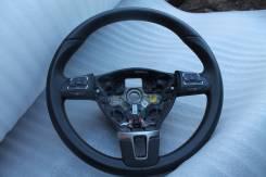 Переключатель на рулевом колесе. Volkswagen Passat Volkswagen Golf Volkswagen Bora Volkswagen Polo Двигатели: AGZ, AGG, AGU, AQA, ARZ, AUM, AWD, AGN...