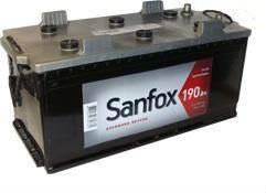 Sanfox. 190А.ч.