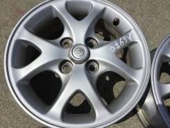 Toyota. 5.5x14, 4x100.00, ET45, ЦО 54,0мм. Под заказ