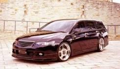 Порог пластиковый. Honda Accord, CM3, CM2, CM1