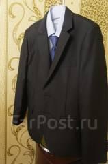 """Пиджак + рубашка + галстук """"Rodeng"""" р.50. Рост: 134-140 см"""