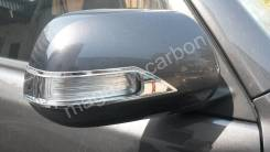 Накладка на зеркало. Toyota Fortuner