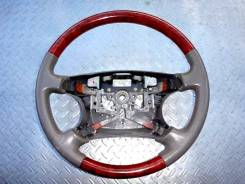Руль. Toyota: Ipsum, Land Cruiser Prado, Camry, Estima, Picnic Двигатели: 2AZFE, 5VZFE, 2TRFE, 1GRFE, 3RZFE, 1KDFTV, 1MZFE, 1AZFE, 2TZFZE, 2GRFE, 2AZF...