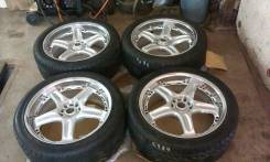 Колеса Rays Volk Racing GT-C. 8.0x18 5x114.30 ET24 ЦО 73,0мм.