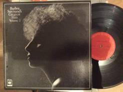 Барбара Стрейзанд / Barbra Streisand - Greatest Hits Volume 2 - JP LP