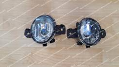 Фара противотуманная. Nissan Qashqai, J10 Nissan Dualis, J10, KJ10, KNJ10, NJ10 Nissan Pathfinder, R52 Nissan Sylphy, TB17