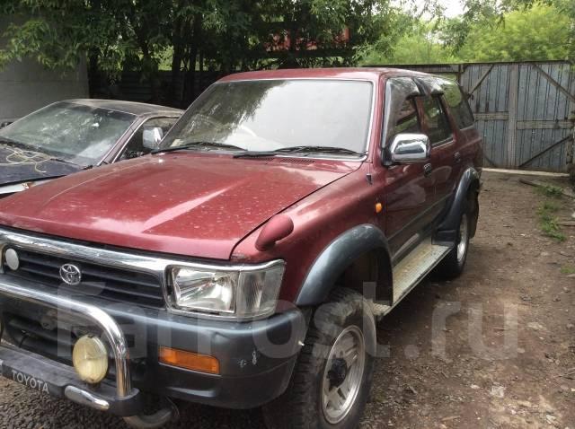 Toyota Hilux Surf. 130, 2LTE