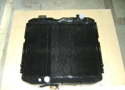 Радиатор охлаждения двигателя. ПАЗ 3205