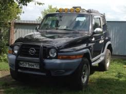 SsangYong Korando. автомат, 4wd, 2.2, дизель, 134 тыс. км