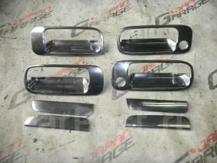 Накладка на ручку двери. Toyota Mark II, JZX100