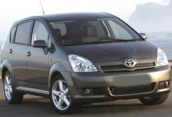 Toyota Corolla Verso. ZNR11L, 1ZZFE