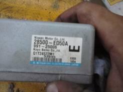 Блок управления рулевой рейкой Nissan Tiida, C11