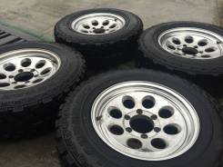 Mickey Thompson. 7.0x16, 6x139.70, ET0