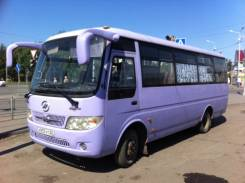 Higer KLQ6728. Продается вместительный неприхотливый автобус, 24 места