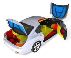 Тепло, вибро, шумоизоляция автомобиля (с гарантией, эконом или люкс)