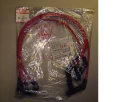 Высоковольтные провода. Mitsubishi Eterna, E37A, E32A Mitsubishi Galant, E32A, E37A Mitsubishi Eclipse