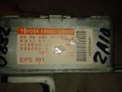 Блок управления рулевой рейкой. Toyota Avensis, ZZT251, ZZT250 Двигатели: 1ZZFE, 3ZZFE