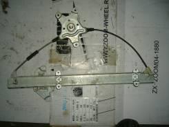 Стеклоподъемный механизм. Toyota Corolla, EE96 Двигатель 2E