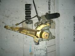 Стеклоподъемный механизм. Toyota Sprinter Carib, AE95G, AE95 Двигатель 4AFHE
