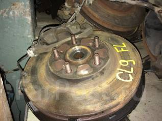 Диск тормозной. Honda Accord, CL7, CL9 Двигатели: K24Z3, K24Z2, K24A, K20A, K24A3, K24A8, K20Z2, K20A7, K24A4, K24W, K24W4, K20A8, K20A6