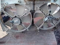 Вентилятор охлаждения радиатора. Mazda Atenza