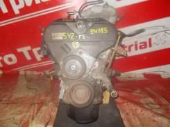 Двигатель в сборе. Toyota Hilux Surf, VZN185, VZN185W Двигатель 5VZFE