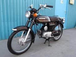 Suzuki K50. 49 куб. см., исправен, без птс, без пробега
