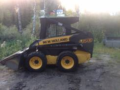 New Holland. NEW Holland L170, 2 500 куб. см., 1 000 кг.