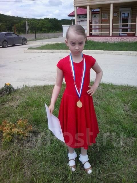 Для спортивных бальных танцев для девочек 7 лет