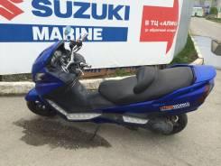 Suzuki Skywave 250. 250 куб. см., исправен, птс, без пробега