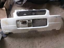 Бампер. Suzuki Wagon R, MC21S, MC21 Двигатель K6A
