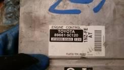 Блок управления двс. Toyota Platz, NCP12 Двигатель 1NZFE
