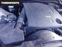Радиатор охлаждения двигателя. Toyota Mark X, GRX120, GRX125 Двигатель 4GRFSE
