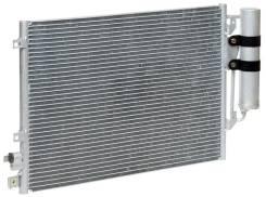 Радиатор охлаждения двигателя. Renault Symbol Renault Clio