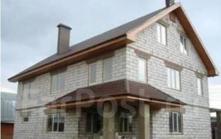 Строительство частных и дачных домов, бань, гаражей из пенобетона